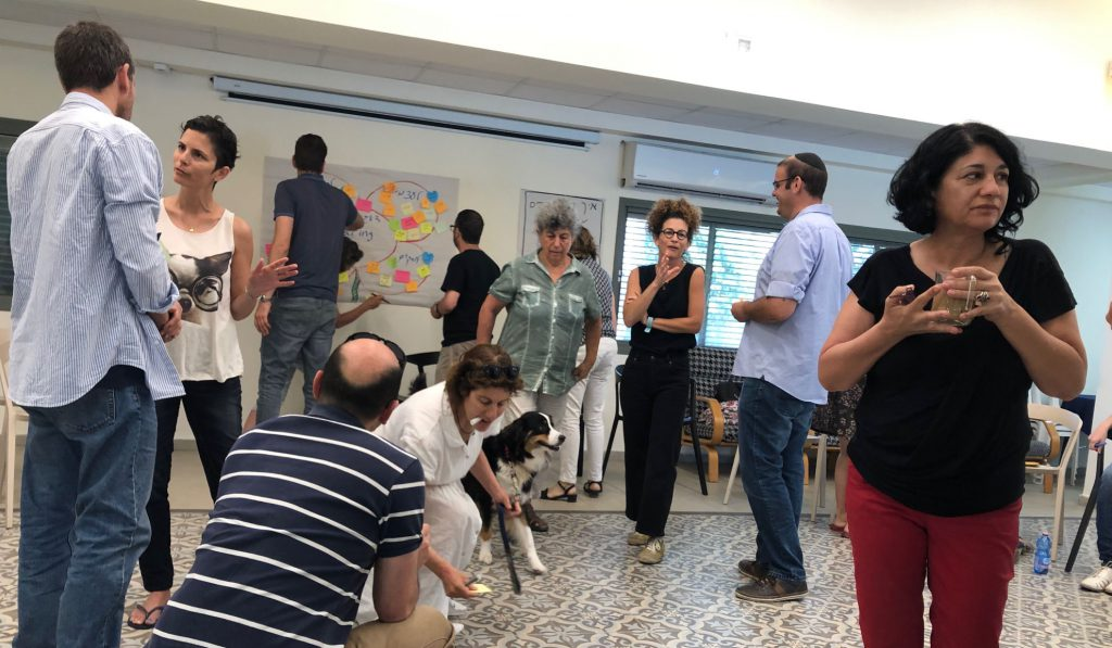 סדנאות פיתוח מנהלים וצוותים